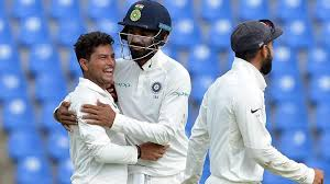 sri lankan l india vs sri lanka hardik pandya kuldeep yadav put visitors in