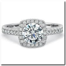 halo engagement ring settings halo engagement ring with flush setting rings halo