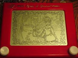 bettie page etch a sketch by capital j on deviantart