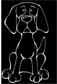 bluetick coonhound decals bluetick coonhound decal bluetick coonhound dog and car window