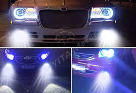 cool white lights yitamotor 1 x 30w 880 fog driving projector 7000k cool white light