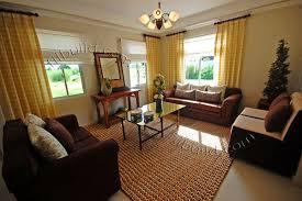 bungalow house design real estate developer model unit