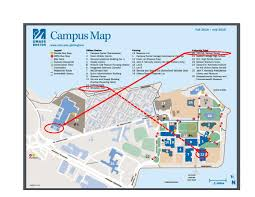 Fresno State Campus Map Umass Boston Campus Map Uptowncritters