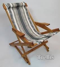wooden sling chair plans designs