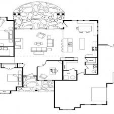 open one story house plans open ranch style floor plans ranch house plans country single