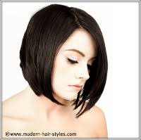 hairstle longer in front than in back short bob hairstyles short hair styles bob short bob hair style