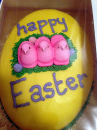 Easter Cakes Decorated With Peeps by 5 Fun Easter Cake Ideas