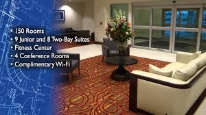 boomtown new orleans hotel tour youtube
