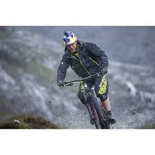 orange waterproof cycling jacket endura mt500 waterproof jacket ii burnt orange bike24