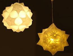 How To Make Paper Light Lanterns - precious pieces eco friendly lanterns and parchments japanese