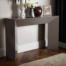 Slimline Console Table Contemporary Console Tables With Cool Designs Collections