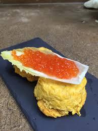 cuisiner corail jacques une recette toute simple le flan au corail de jacques ya