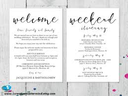 welcome to our wedding bags diy wedding welcome bag note welcome bag letter printable wedding