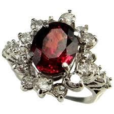 engagement ruby rings images Rare large big ruby engagement ring natural ruby ring ruby wedding jpg