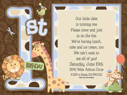 jungle 1st birthday invitations vertabox com