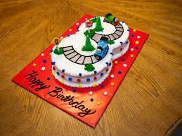thomas the train 3rd birthday cake cakecentral com
