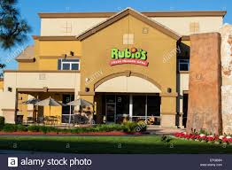 El Zocalo Mexican Grill by Mexican Food Restaurant Entrance In Georgetown Texas Stock Photo