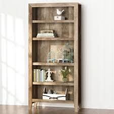 Light Oak Bookcases Oak Bookcases You U0027ll Love Wayfair