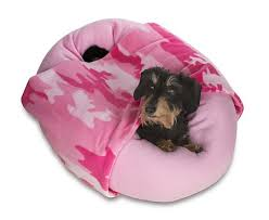 Pink Camo Dog Bed Dachshund Delights Catering To Lovers Of The Long U0026 Low Since 1991