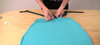 how to make your own diy betty dress out of a t shirt