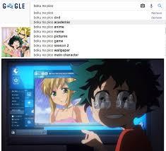 Boku No Pico Meme - boku no pico academia