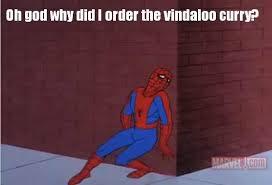 Retro Spiderman Meme - old school the pwn zone