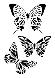 printable dragonfly stencils 12 best butterflies dragonflies stencils lovestencil ebay etsy