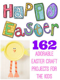 162 adorable easter crafts for the kids amazing round up lady
