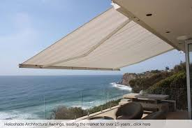 helioscreen awnings outdoor blinds u0026 retractable awnings