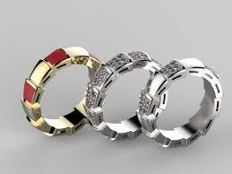 bvlgari rings wedding images 3d print model no53 bvlgari serpenti band ring cgtrader jpg