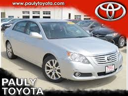 clear lake lexus pre owned pre owned 2008 toyota avalon touring 4d sedan in crystal lake