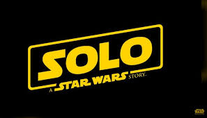 the han solo starwars movie has a title