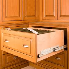 Masters Filing Cabinet Accuride 3641 3642 Interlocking Drawer System Two Drawer Kit