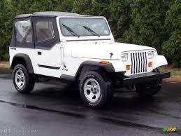 wrangler jeep white 1988 white jeep wrangler sport 4x4 37175254 gtcarlot com car