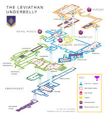 Best Map Final Comprehensive 3d Map Of Leviathan Underbelly Thanks To