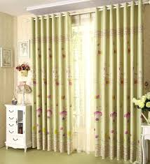 the right baby room curtains