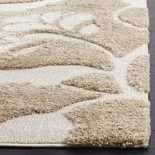 amazon com safavieh florida shag collection sg459 1311 beige and