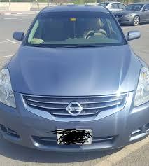 nissan altima sv 2013 uae used nissan altima 2010 car for sale in abu dhabi 732590