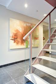 Wall Stairs Design Anodised Wonder Stairplane Revolutionary Staircase Design
