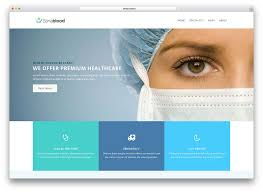Website Color Schemes 2016 Health And Medical U2013 Green Web Studio