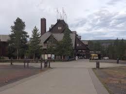 Old Faithful Inn Floor Plan by National Park The Action Story