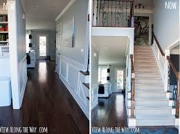 southern colonial transitional home tour fixer upper debbiedoos