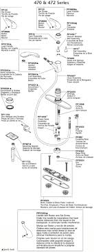 delta kitchen faucet repair parts how to replace delta seal technology cartridges in single