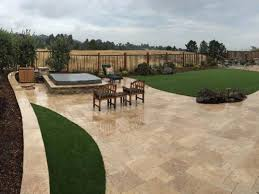 Rock Backyard Landscaping Ideas Faux Grass Hockinson Washington Landscape Rock Backyard Garden Ideas