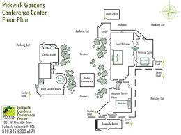 Floor Plan Business Floor Plans Pickwick Gardens Conference Center