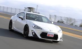 toyota gt 86 news and trd gt 86 to lead toyota offensive at 2012 tokyo auto salon