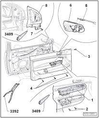vw golf mk4 door wiring diagram wiring diagram simonand