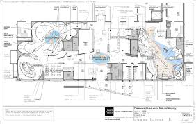 museum floor plan design home delaware museum of natural history