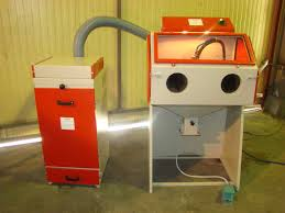 products sandblasting machines coating systems