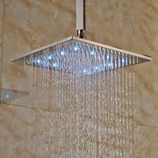 Flush Ceiling Shower Head by Interior Design 19 Ceiling Mount Rainfall Shower Head Interior